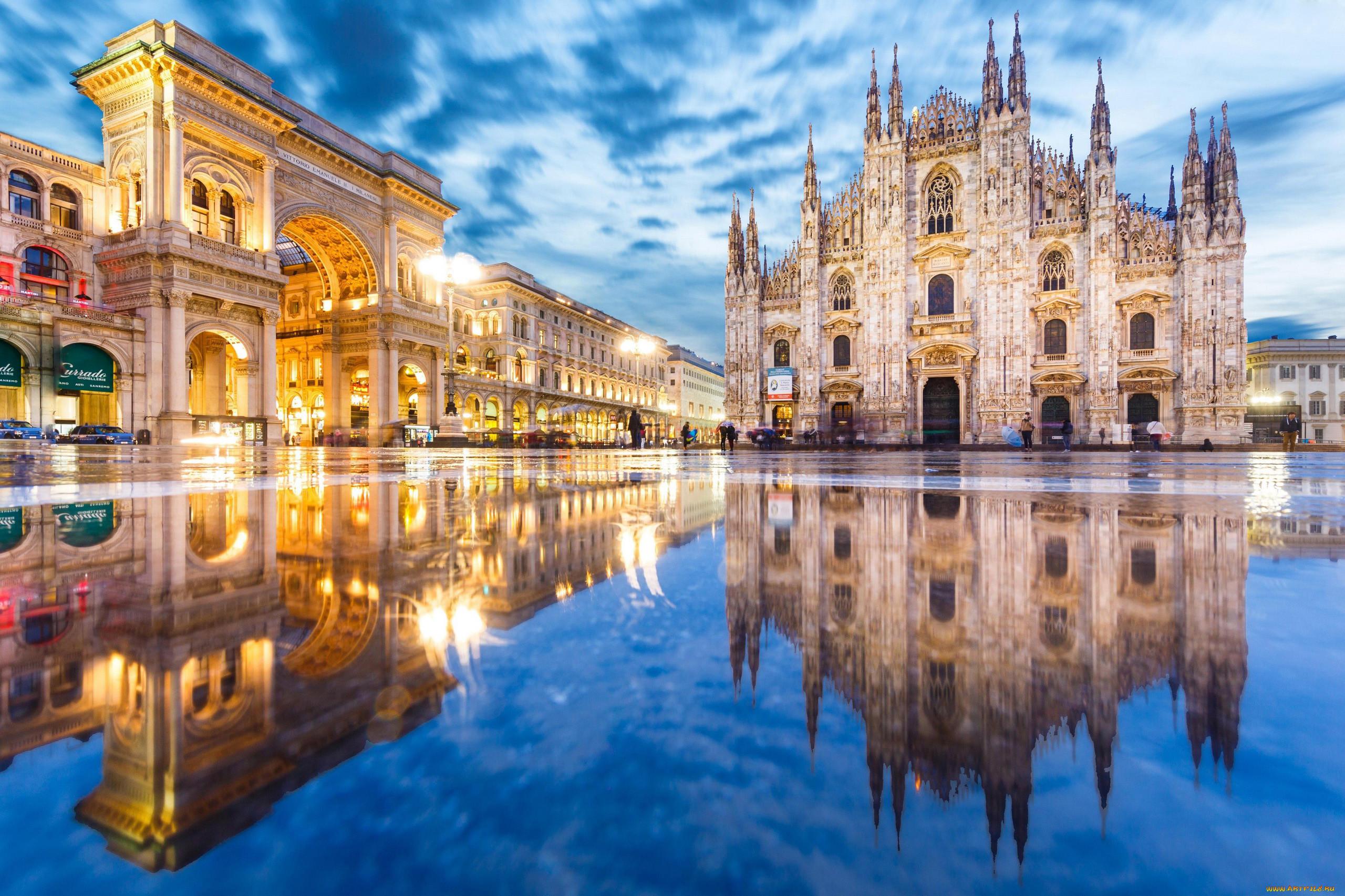 город милан италия фото заболевание может независимо